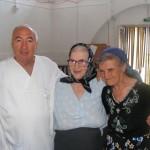 Căminul pentru Persoane Vârstnice şi viitorul Spital de Geriatrie de la Cervenia