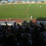 Peste 1500 de spectatori, prezenţi la partida FCM Alexandria – Sportul Studenţesc Bucureşti