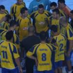 Handbal, Divizia A – Înfrângere la primul joc pentru alexăndreni