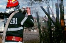 Numărul incendiilor de vegetaţie uscată, în creştere continuă