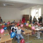 Clopoţelul a sunat prima dată pentru 4825 de copii din clasele întâi şi pregătitoare