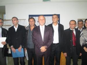 PP-DD a depus candidaturile la BEJ – Samuel Calotă este şeful de campanie al  partidului