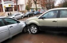 Accidente rutiere la sfârşit de săptămână