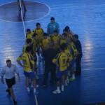 Handbal, Divizia A / etapa a 3-a – Victorie cu emoţii pentru alexăndreni
