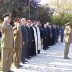 Interes scăzut pentru comemorarea militarilor căzuţi la datorie – Doar candidaţii Almajănu, Florescu şi Calotă au celebrat Ziua Armatei la Alexandria