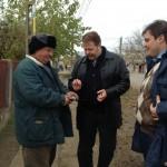 Adrian Florescu s-a întâlnit cu electorii din comuna Bragadiru
