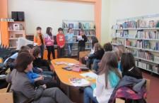 Concurs de lectură pentru elevi