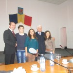 """Colegiul """"Al. D. Ghica"""" şi şcolile """"Mihai Viteazul"""" şi """"Ştefan cel Mare"""", câştigătorii concursului """"Iubesc România"""""""