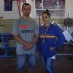Secţia de culturism a CST Alexandria face performanţă – Beatrice Şerban domină sportul alexăndrean