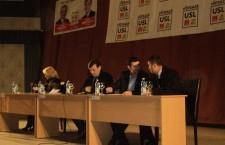 Daniel Constantin a fost invitatul lui Liviu Dragnea şi Crin Antonescu la întâlnirea cu fermierii teleormăneni