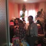 Moş Nicolae a venit şi la copiii de la DGASPC Teleorman