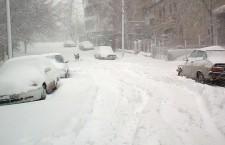 Pe toate drumurile din Teleorman se circulă, dar în condiţii de iarnă
