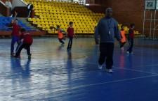 O nouă generaţie de baschetbalişti la CST Alexandria