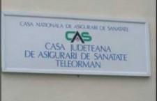 85% din bugetul CAS Teleorman merge către cheltuielile cu materiale şi prestări de servicii cu caracter medical