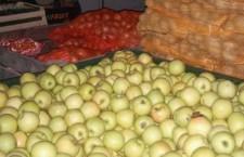 Proiectele pentru înfiinţarea depozitelor de legume şi fructe se depun până pe 18 ianuarie