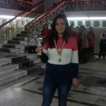 Sportivul anului 2012 în Teleorman – Flori Chiar este cvadruplă campioană mondială, dar nu este campioană naţională!