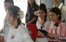 """Dragobetele a fost sărbătorit la Şcoala """"Mihai Viteazul"""" din Alexandria"""
