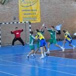 Handbal, Divizia A, seria A – etapa 14 – Înfrângere severă la debutul returului