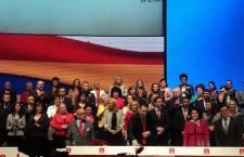 Social-democraţii şi-au ales noua conducere: Victor Ponta – preşedinte şi Liviu Dragnea – preşedinte executiv