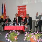 Victor Drăguşin a  fost reales în fruntea Organizaţiei Municipale a PSD Alexandria
