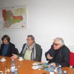 Geo Saizescu şi-a promovat cel mai recent film la Alexandria