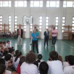"""""""Sportul nu înseamnă doar mişcare şi stil de viaţă sănătos. Sportul înseamnă educaţie"""" – Gabriela Szabo"""