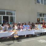De Ziua Europei, Paradă gastronomică la Liceul Pedagogic