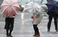 Avertizare de ploi torenţiale, grindină, vijelii