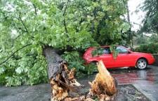 Avertizare de la meteorologi: joi şi vineri sunt anunţate ploi torenţiale, grindină şi vijelii