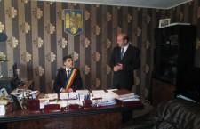 Un tânăr de 17 ani a preluat conducerea Primăriei Alexandria, pentru o zi