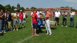 Juniori A1 – Sporting Roşiori a părăsit competiţia după etapa de zonă!