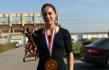 Campioana mondială Beatrice Şerban va primi 2.000 de euro din partea Consiliului Local Alexandria